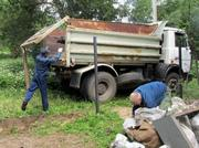 Вывоз строймусора и крупногабаритных отходов